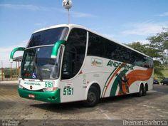 Ônibus da empresa Empresa de Transportes Andorinha, carro 5151, carroceria Marcopolo Paradiso G6 1350, chassi Scania K124. Foto na cidade de Presidente Prudente-SP por Thainan Barbosa, publicada em 04/11/2012 16:55:00.