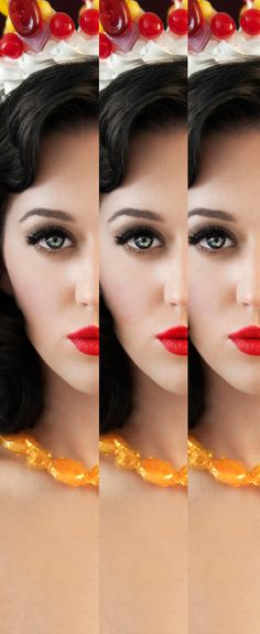 Katy Perry, teenage Dream era.