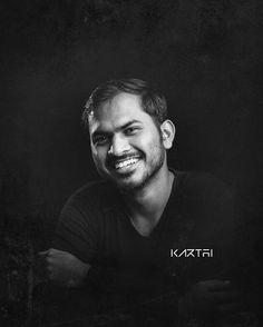 #Karthi #portrait #photographer #anbujawahar #photographer #elinchrom #lightroom #exposure7 #bangalore #blackandwhite #smile by anbujawahar