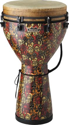 Mask remo djembe