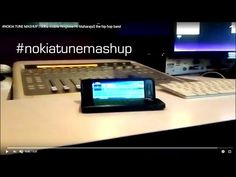 #NOKIA TUNE MASHUP  nokia mobile Ringtone Ft Maharaja$ the hip hop band video - Nokia Edge