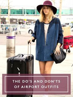Going somewhere? Here's how to dress (and what to avoid) the next time you travel