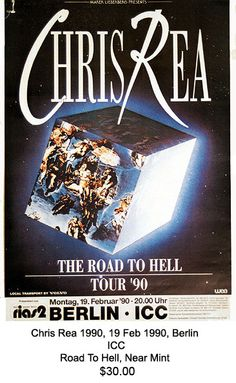 Chris Rea #ChrisRea
