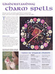 Magick Spells: Understanding Charm #Spells.
