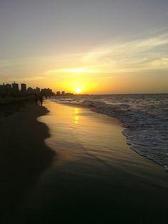 http://www.TravelPod.com - Sunset by TravelPod member Calkeebler, from San Juan, Puerto Rico