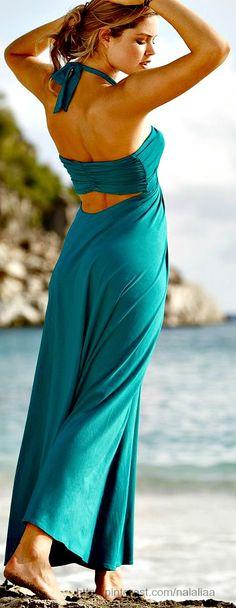 VS beach dress <3 na