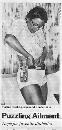 the insulin pump has come a far way since then!