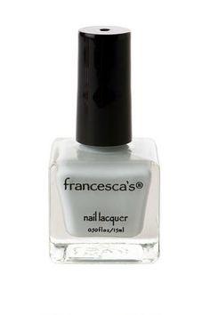 FRANCESCA'S RAIN OR SHINE NAIL LACQUER #Francescas