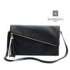 """SOLD Givenchy cross body bag. VIP gift  It is a gift given by givenchy counter after i purchase certain amount of Givenchy products. can be used as a clutch... New Years New bags  """"Authentic"""" Givenchy Bags Crossbody Bags"""