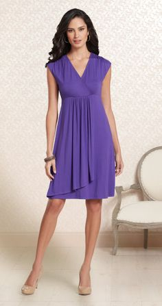 Sugar Plum: Soma Bethany Dress in Prism Violet #LoveSoma #SomaIntimates soma sweepstakes