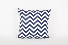 Navy chevron -- one of our favorites :)