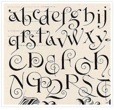 Great alphabet