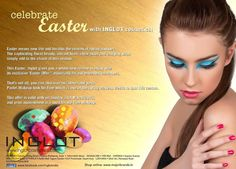 Celebrate Easter with Inglot Cosmetics - Free Pastel Makeup Look on 31 March 2013 | Deals, Sales, Offers, Discounts in Delhi NCR | MallsMarket