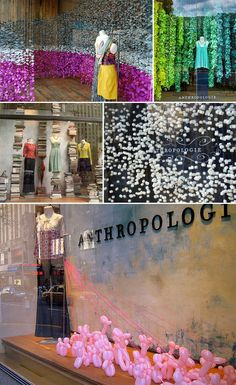 HEY LOOK: INSPIRED BY ANTHROPOLOGIE DISPLAYS