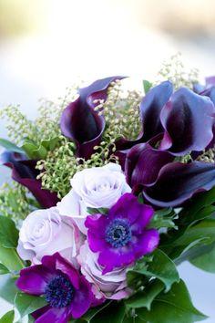 Callas, Anemones,