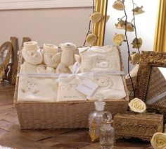 Baby Gift Baskets Are the Perfect Baby Gift!