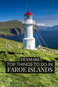 Things to do in Faroe Islands; One of the top things to do in Denmark. Explore the Faroe islands perched in the North Atlantic Ocean. From pounding waterfalls to magnificent cliff tops and the scenic town of Torshavn, these are the lands of the Vikings. One of the most unique landscapes in Europe – discover the best Faroe Islands travel tips with our guide to the best of the Faroe Islands.