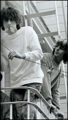 Syd Barrett & Rick Wright, 1967