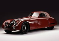Alfa Romeo 8C 2900B Speciale LeMans '1938 Maintenance/restoration of old/vintage vehicles: the material for new cogs/casters/gears/pads could be cast polyamide which I (Cast polyamide) can produce. My contact: tatjana.alic@windowslive.com