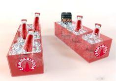 Campari Soda Vassoio/Lampada