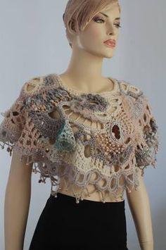 freeform crochet etsy - Google Search