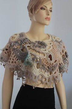 freeform crochet etsy - Google Search