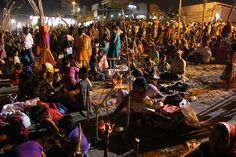 I have shot chath puja ,, to show you hope harmony humanity