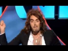 Russell Brand stand-up comedy sketch on families. Russell Brand, Stand Up Comedians, Music, Youtube, Musica, Musik, Stand Up Comedy, Muziek, Music Activities