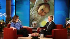 Cutest, funniest interview ever. Emily Blunt on Her New Baby on ELLENtv