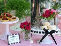 French party treats