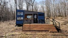 The Penner Cabin in Sydenham, ON