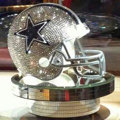 dallas cowboy helmet