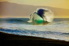 Big-Wave Rider Tells How To Survive Swell From Hell | Visual Science | Discover Magazine