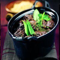 Bœuf bourguignon savoureux - Cuisine et Vins de France