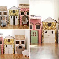 25 ideas about Cardboard Crafts Kids
