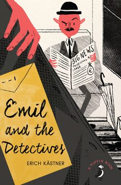One of the penguin book cover designs, I really like the font, the illustration and how it is being arranged.