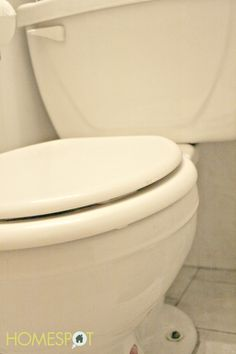 Learn how to completely clean a toilet in order to get rid of odors and make futures cleaning easier.