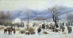 Русско-турецкая война 1877-78, сражение у Шипки