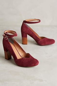 Anthropologie Favorites:: Gorgeous New Shoes and Boots #anthrofave