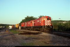RailPictures.Net Photo: CP 4224 Canadian Pacific Railway MLW C424 at Binghamton, New York by Greg Mross