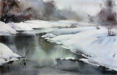At the end of December by Ilya Ibryaev