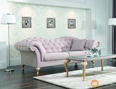 Elegantná pohodlná pohovka Chantal v zámockom štýle
