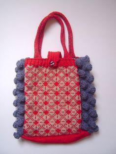 severine gallardo sac tricot