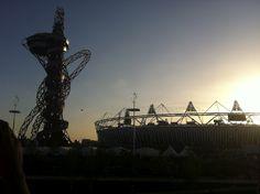 London 2012 Olympic Park.