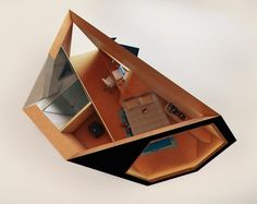 innovative-small-house-plans-home-office-space-4 : the tetra shed