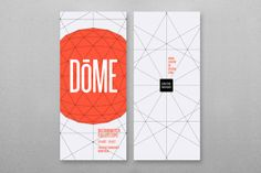 Dôme by Maxime Brunelle, via Behance  #geometric #design