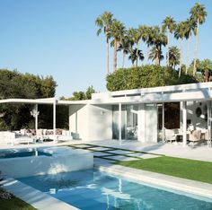 palm springs home pools | Architecture and design - emily-summers-palm-springs-home-pool