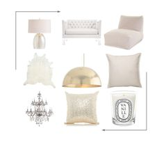 my room by saintlorance on Polyvore featuring polyvore, interior, interiors, interior design, home, home decor, interior decorating, Trans Globe Lighting, Arteriors and Diptyque