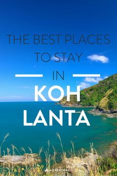 Planning a Thailand trip and wondering where to stay in Koh Lanta? Here are the best places to stay in Koh Lanta, from budget to luxury. 2 Weeks In Thailand, Visit Thailand, Thailand Travel, Asia Travel, Thailand Resorts, Phuket, Kuala Lumpur, Kho Lanta, Thailand