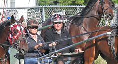 """Bobby Dubovec enjoys watching his horses race, but he discovered something even better while attending the U.S. Trotting Association's Driving School. """"There's nothing cooler than taking your own horse out there,"""" said Dubovec, a horse owner from Indiana, who got to jog and work with 2-year-old pacer McPlay Boy, a gelding he co-owns with trainer …"""